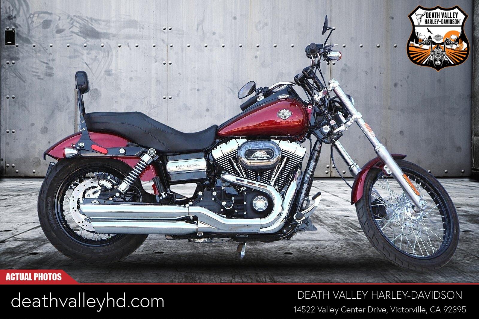 2017 Harley-Davidson Wide Glide [20]