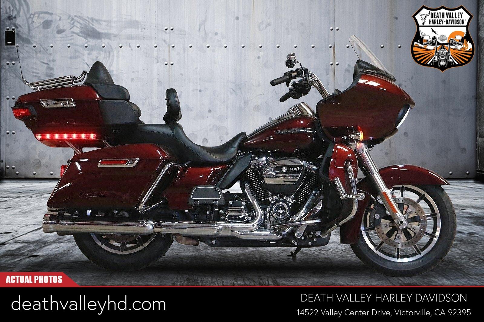 2019 Harley-Davidson Road Glide Ultra [41]