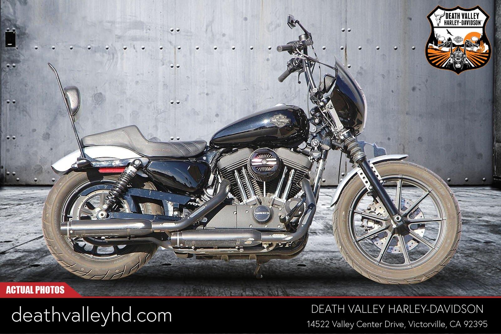 2020 Harley-Davidson Iron 1200 [32]