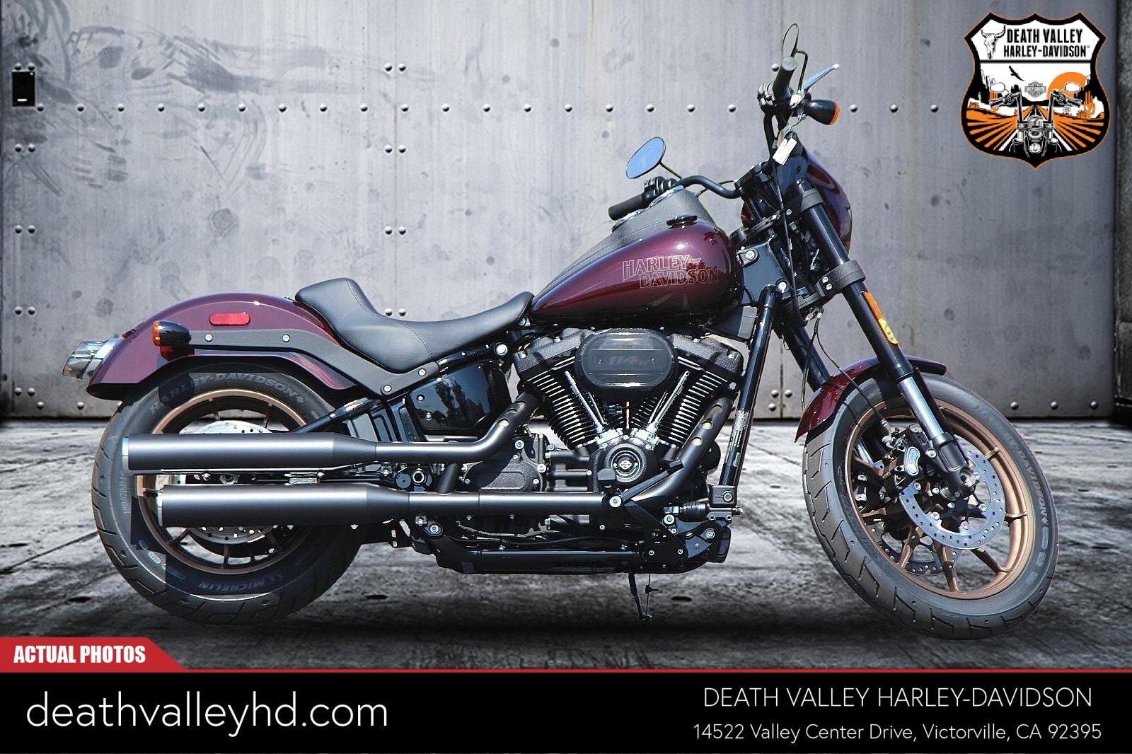 2021 Harley-Davidson Lowrider S [58]