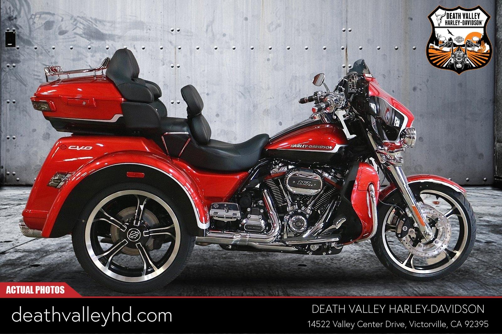 2021 Harley-Davidson Tri Glide Ultra [0]