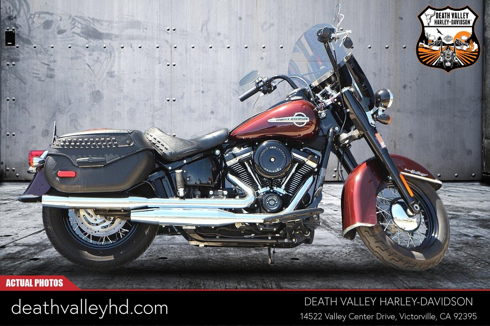 2018 Harley-Davidson Heritage Classic [3]