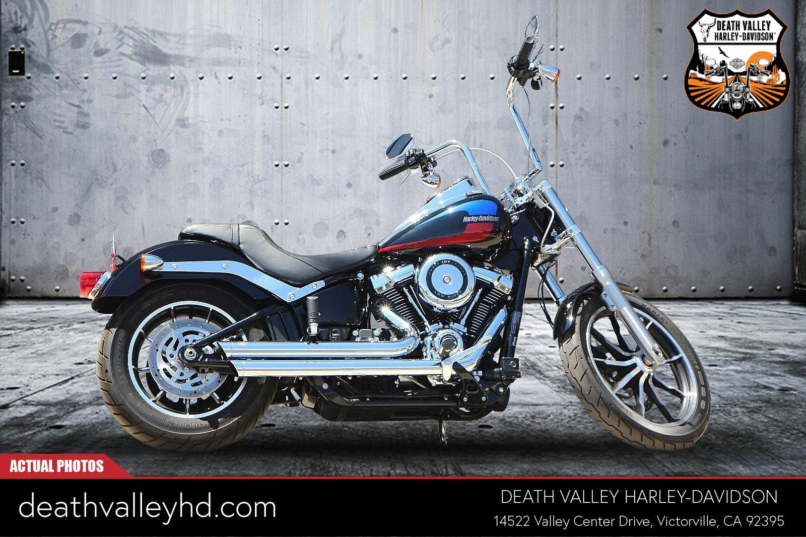2020 Harley-Davidson Low Rider [1]