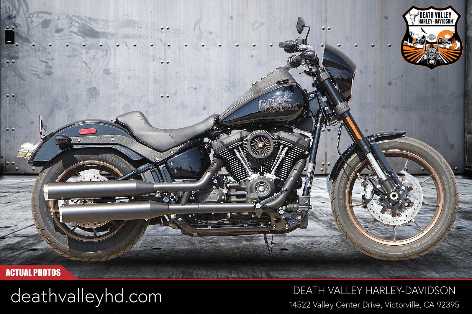 2020 Harley-Davidson Lowrider S [34]