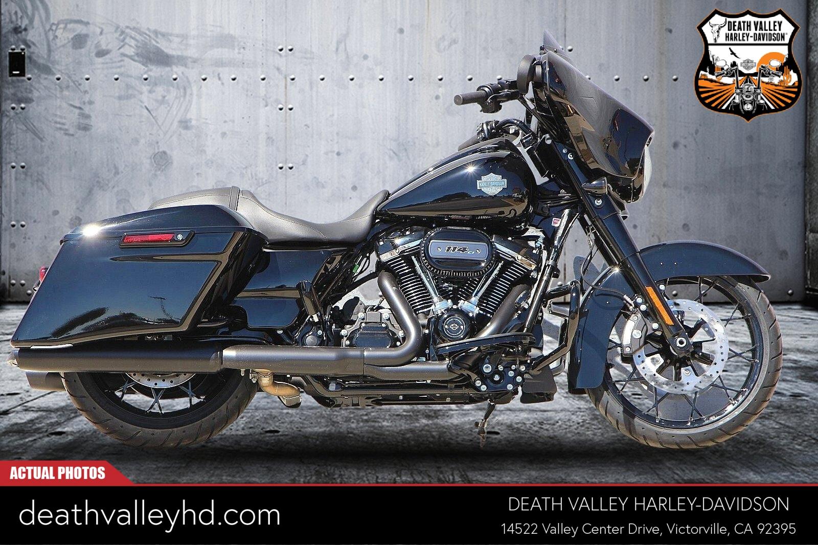 2021 Harley-Davidson Street Glide Special [3]