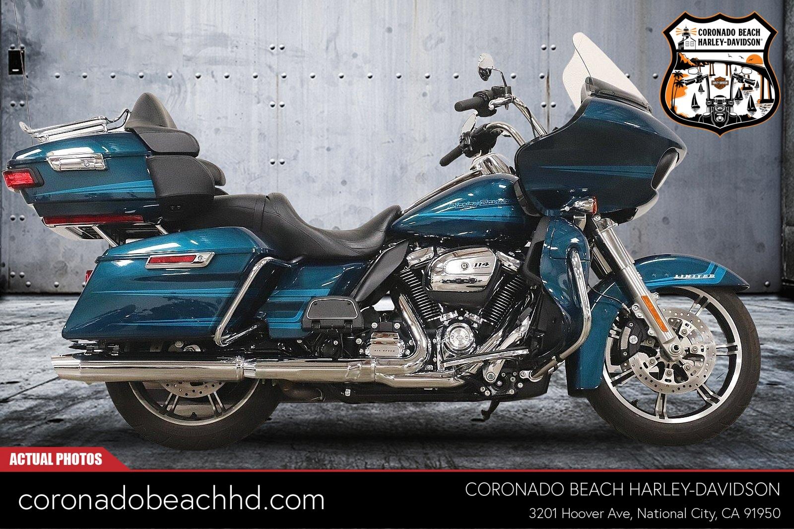 2020 Harley-Davidson Road Glide Limited [37]