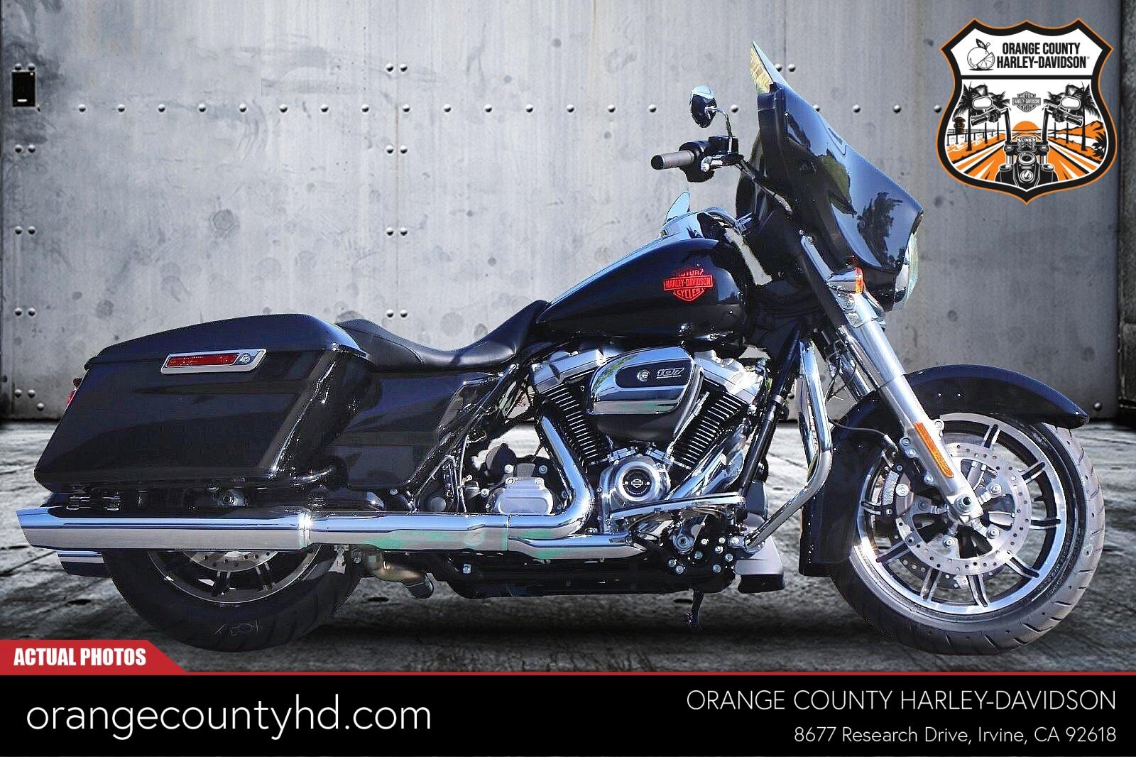 2021 Harley-Davidson Electra Glide Standard [55]