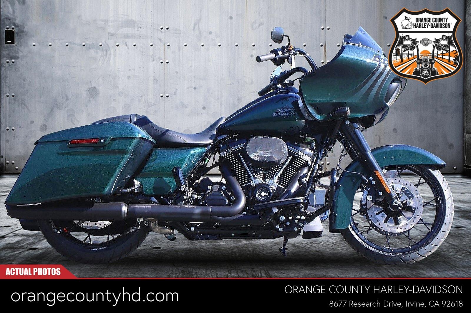2021 Harley-Davidson Road Glide Special [4]