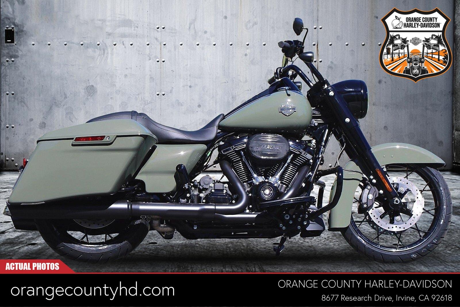 2021 Harley-Davidson Road King Special [2]