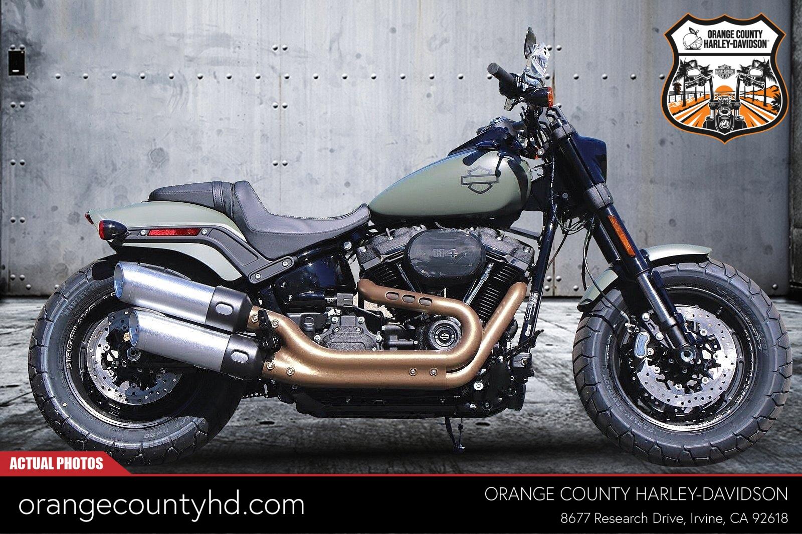 2021 Harley-Davidson Fat Bob 114 [56]