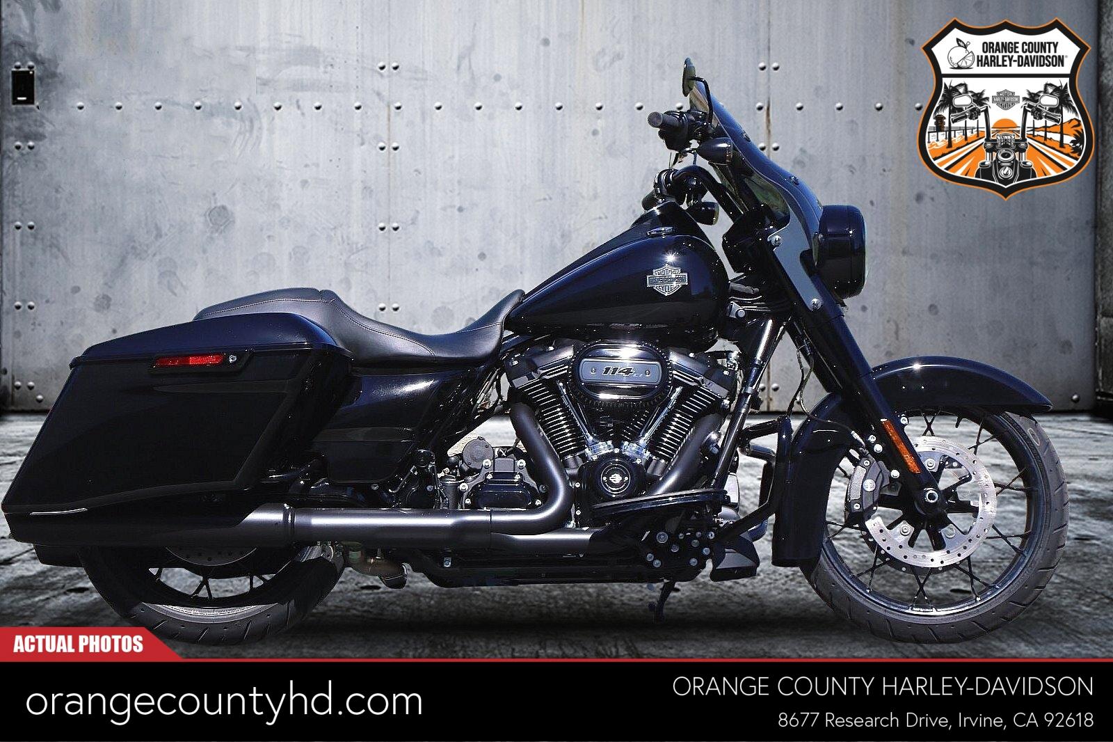 2021 Harley-Davidson Road King Special [60]