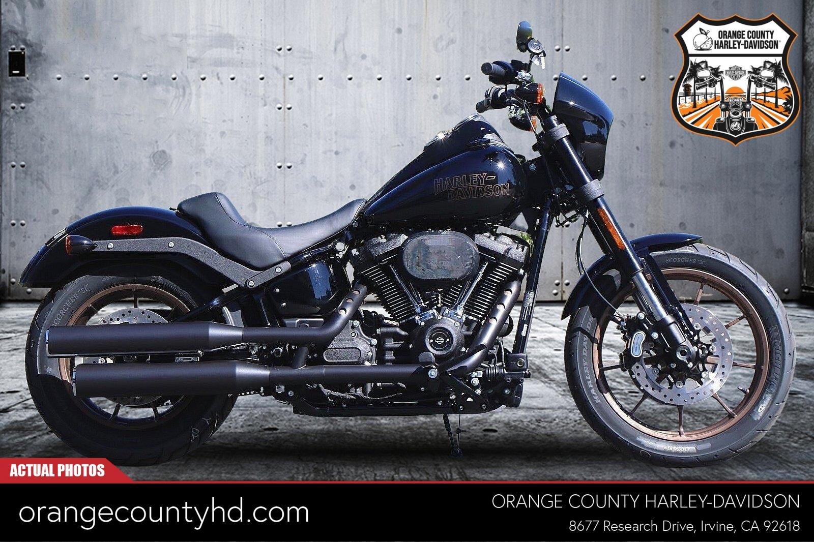 2021 Harley-Davidson Lowrider S [11]