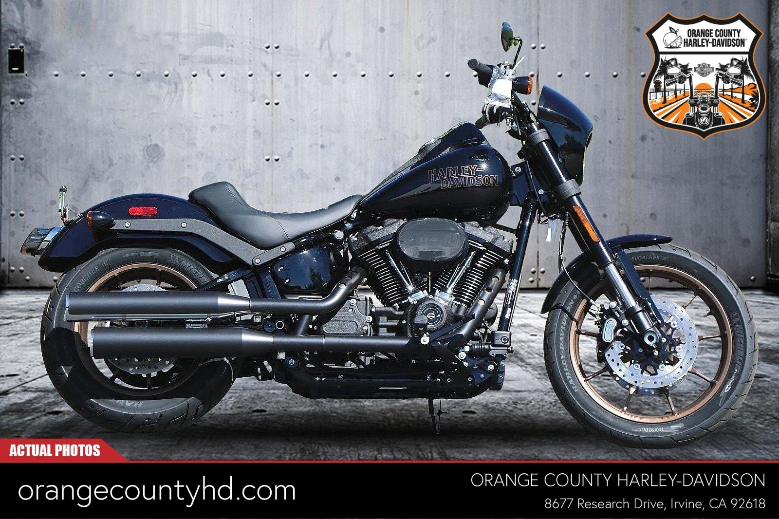 2021 Harley-Davidson Lowrider S [62]