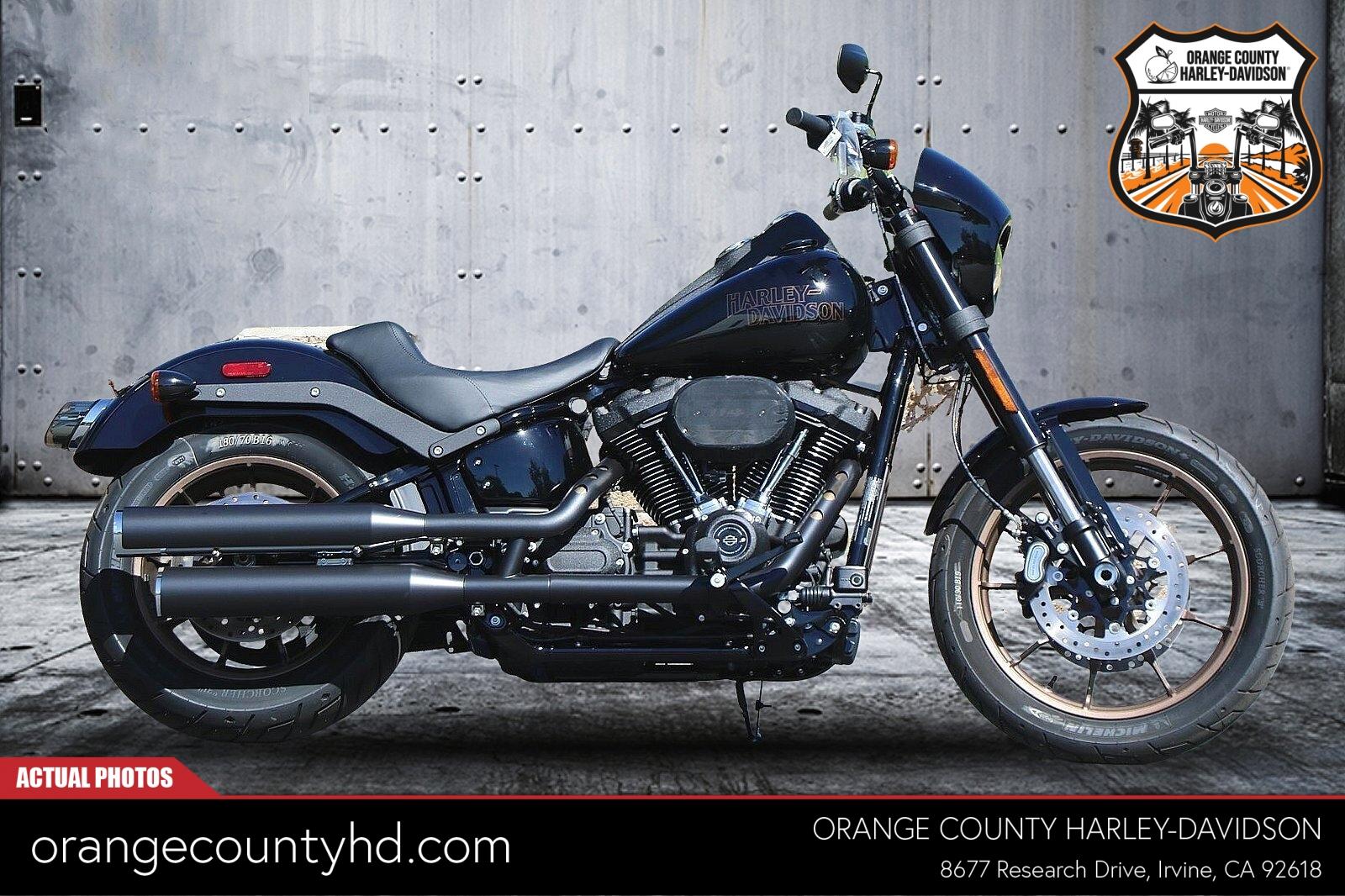 2021 Harley-Davidson Lowrider S [63]
