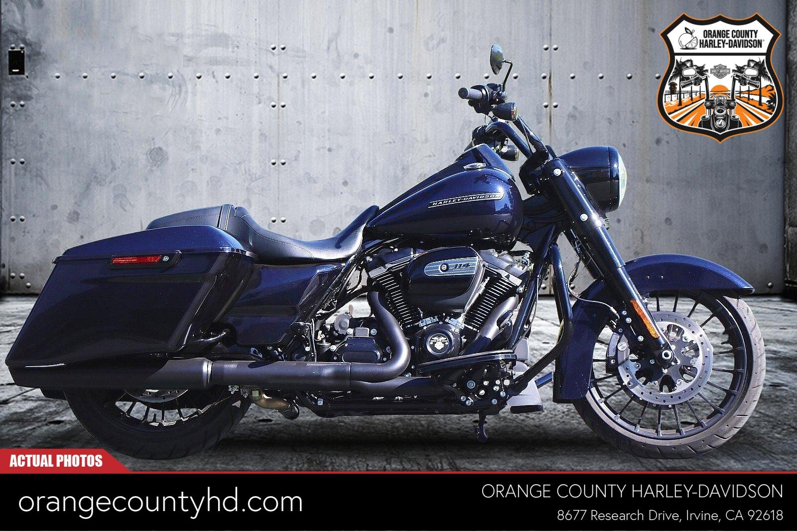 2019 Harley-Davidson Road King Special [43]