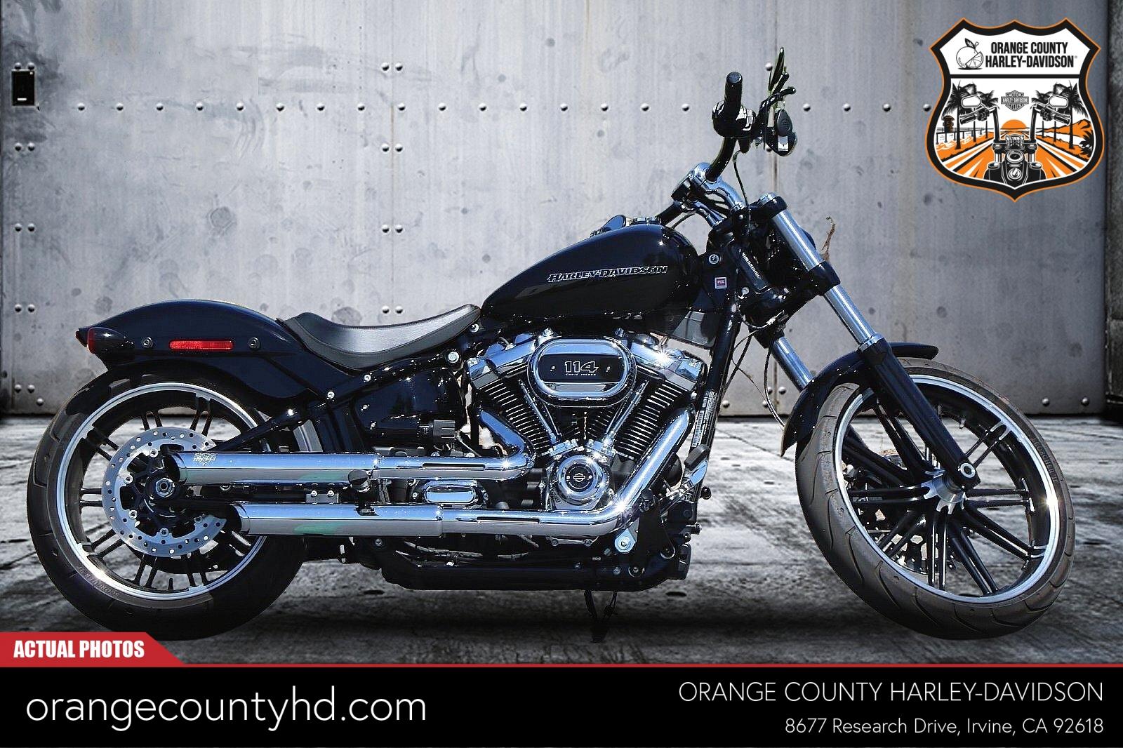 2018 Harley-Davidson Breakout 114 [27]