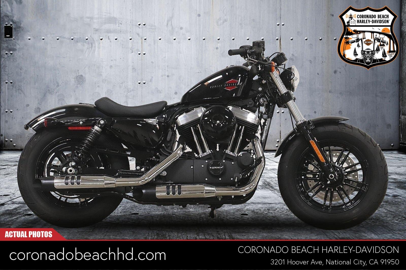 2021 Harley-Davidson Forty-Eight [66]