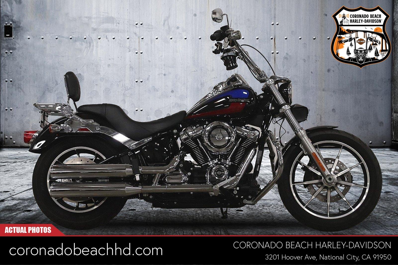 2019 Harley-Davidson Low Rider [44]