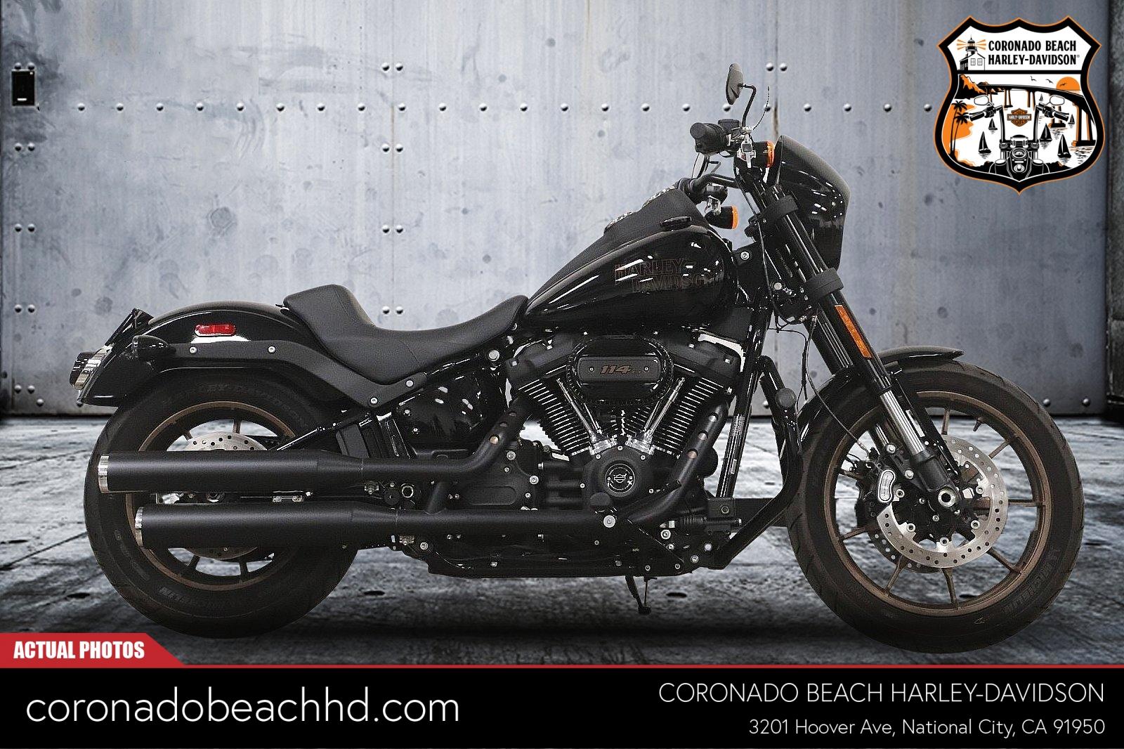 2020 Harley-Davidson Lowrider S [39]