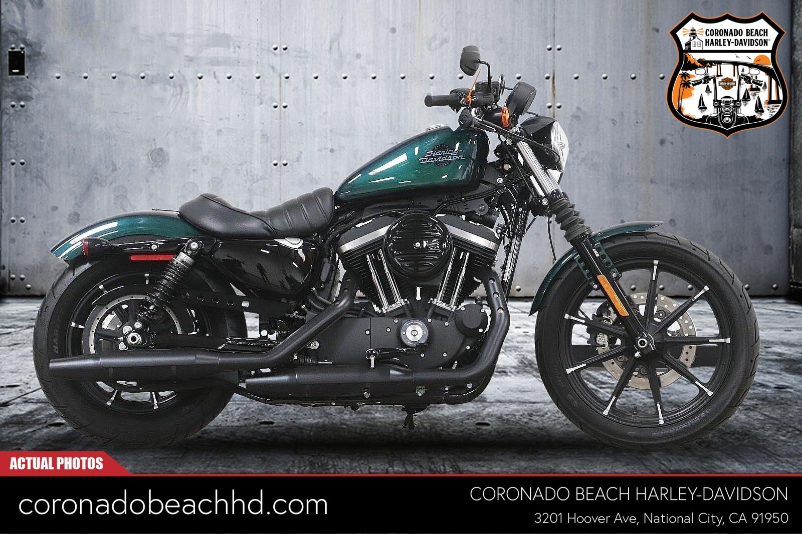 2021 Harley-Davidson Iron 883 [4]