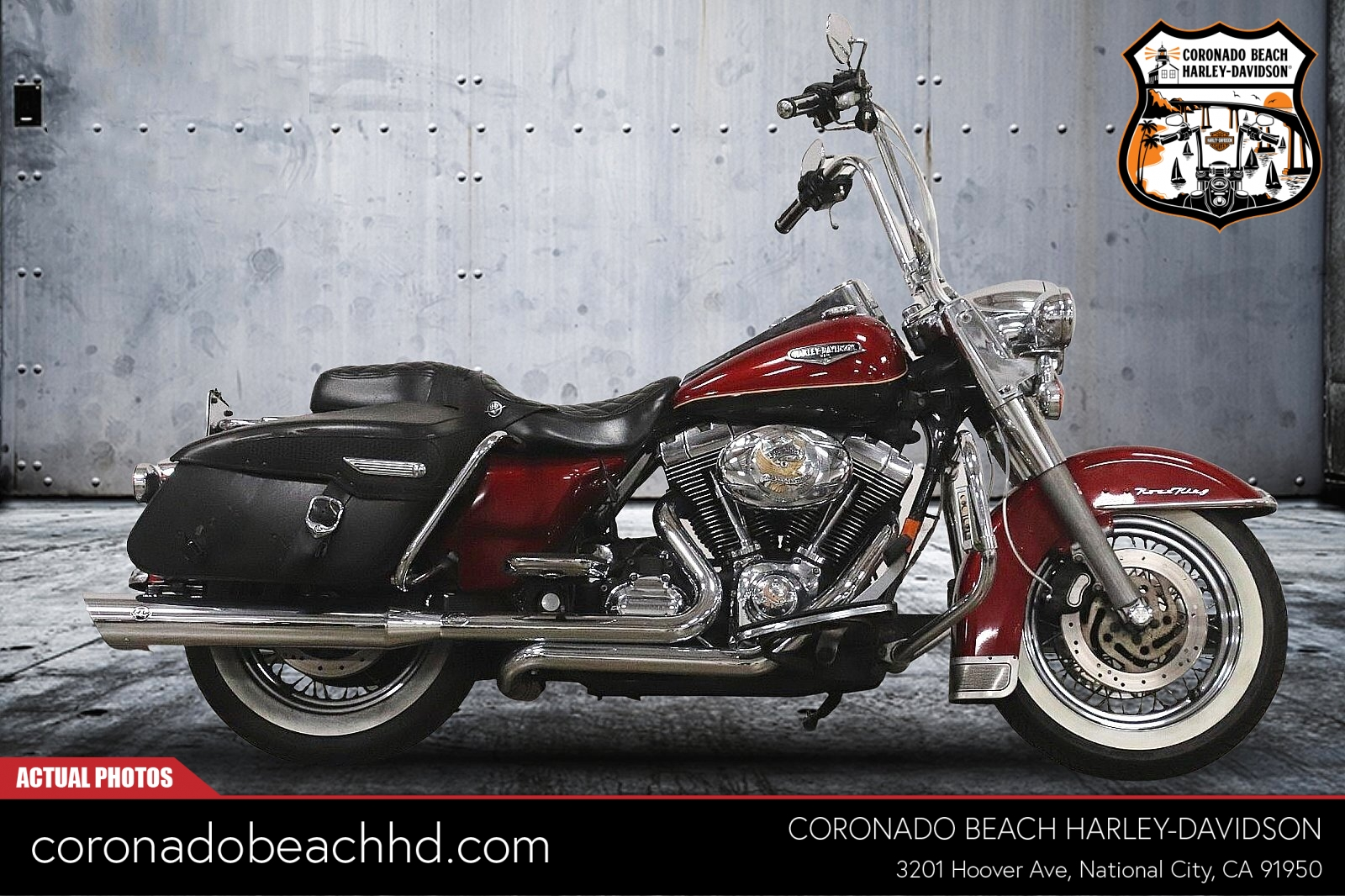 2007 Harley-Davidson Road King Classic [9]