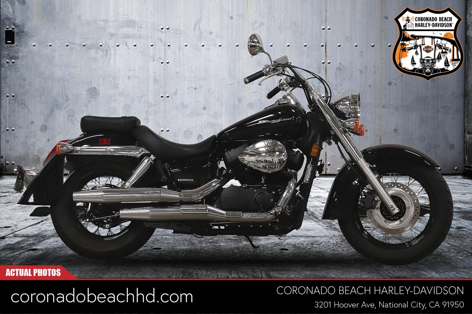 2020 Honda Shadow 800 [7]