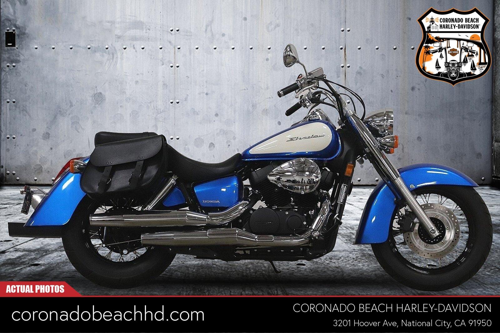 2022 Honda Shadow 800 [9]