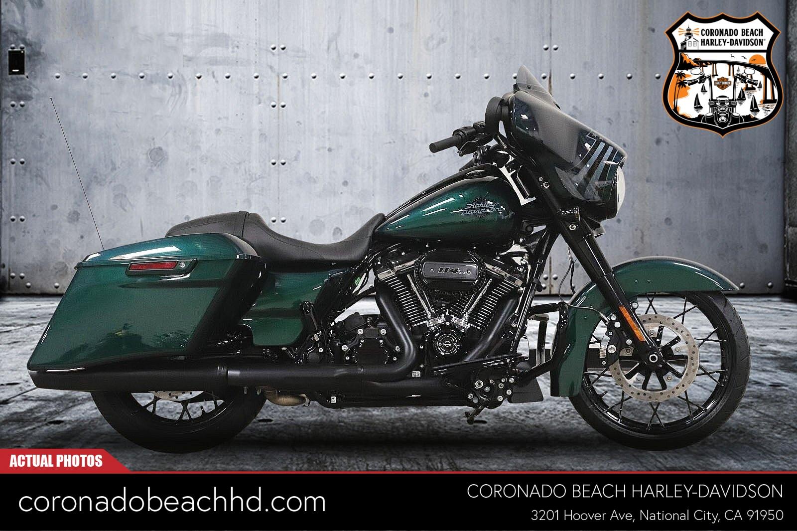 2021 Harley-Davidson Street Glide Special [9]