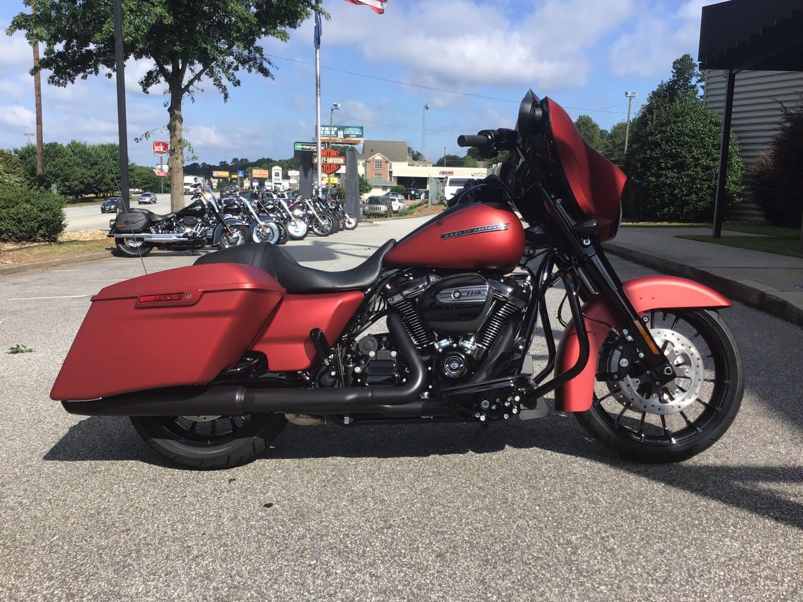 2019 Harley-Davidson Street Glide Special for sale serving